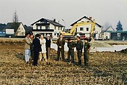1993 Spatenstich