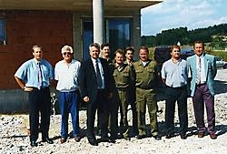 1995 Rüsthausbau