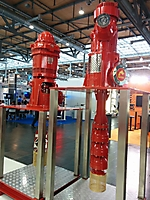 Interschutz 2015 - Neue Hydranten 2