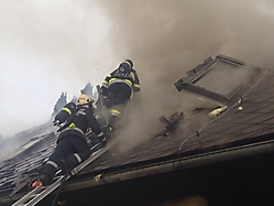 Wohnhausbrand in Tanzelsdorf (5)