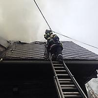 Wohnhausbrand in Tanzelsdorf (9)